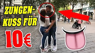 Download ZUNG*NKUSS für GELD! 👅💦 | SOZIALES EXPERIMENT Video