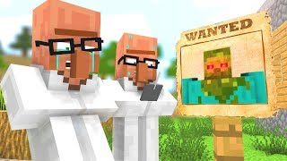 Download Zombie vs Villager Life 4 - Craftronix Minecraft Animation Video
