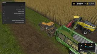 Download Let's Play Farming Simulator 2017 | Goldcrest Valley | chopping corn silage | episode 1 Video