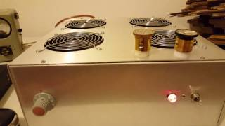 Download LDMOS 50v Base Amplifier test Video