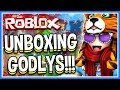 Download HUGE GODLY KNIFE BOX UNBOXING + CRAFTING!!! | ROBLOX Murder Mystery 2 | CHRISTMAS UPDATE Video
