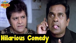 Download Hindi Comedy Videos | Brahmanandam and Ali Hilarious Comedy | Relax Hindi Film | Funny Movies Scenes Video