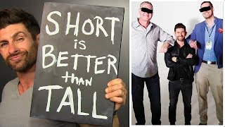 Download 5 Reasons Being Short Is BETTER Than Being TALL! Video