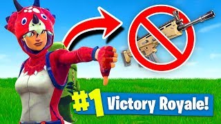 Download WINNING With *NO* GUNS In Fortnite Battle Royale! Video