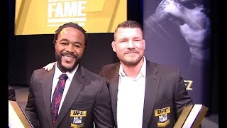 Download 2019 UFC Hall of Fame Ceremony Highlights Video