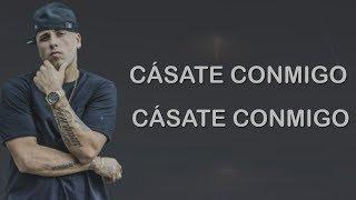 Download Cásate Conmigo - Silvestre Dangond Ft. Nicky Jam (Letra) ᴴᴰ Video