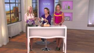 Download tarte Rainforest of the Sea Water Foundation with Brush with Kerstin Lindquist Video