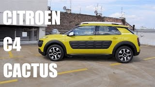 Download (ENG) Citroen C4 Cactus - Test Drive and Review Video