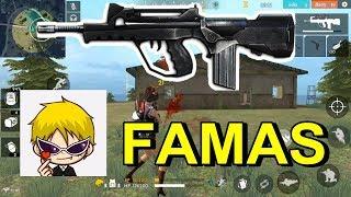 Download Free Fire เล่น FAMAS ทั้งเกม Video