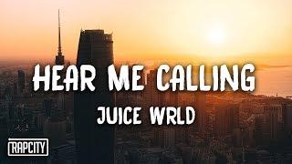 Download Juice WRLD - Hear Me Calling (Lyrics) Video