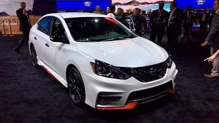 Download 2017 Nissan Sentra Nismo – Redline: First Look – 2016 LAAS Video