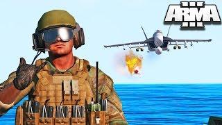 Download Arma 3 WORLD WAR 3 – INSANE JET BATTLE!! | Arma 3 King Of The Kill Gamemode (Arma 3 Gameplay! ) Video