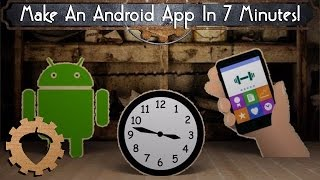Download Make An Android App In 7 Minutes! Video