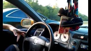 Download 423 Boys Race 1: 2001 Civic vs 2000 Honda Accord Video