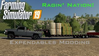 Download MOD REVEAL!! Farm Sim 19 is getting the SICKEST 2ND GEN CUMMINS EVER!! Video