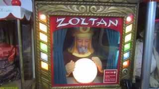 Download 1969 Prophetron Zoltan fortune teller explained in detail Video
