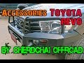Download ชุดแต่งออฟโรด TOYOTA REVO by Cherdchai Offroad Video