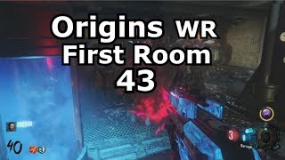 Download Origins First Room Round 43 World Record (classic gumballs only) PS4 black ops 3 zombies Video