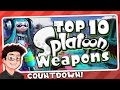 Download Top 10 Weapons in SPLATOON! Video