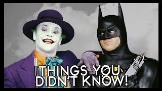 Download 7 Things You (Probably) Didn't Know About Batman (1989)! Video