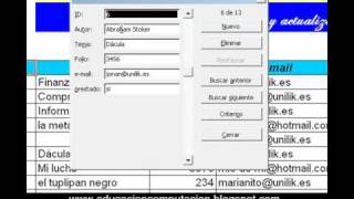 Download aprenda a elaborar y usar Formularios con Excel Video