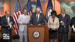 Download WATCH: House Democrats discuss Russia Interference Act Video