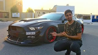 Download A MUSTANG ON STEROIDS !!! Video