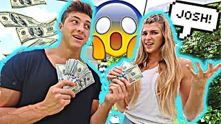 Download Paying My Girlfriend $100 Every Time she says my NAME! Video