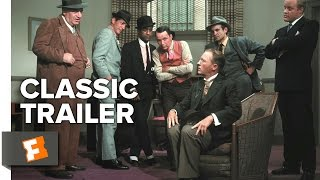 Download Robin and the 7 Hoods (1964) Official Trailer - Frank Sinatra, Dean Martin Comedy Movie HD Video