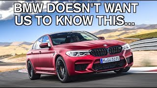 Download LEAKED INFO ABOUT THE 2019 BMW M5!!! **BMW DOESN'T WANT YOU TO KNOW THIS** Video