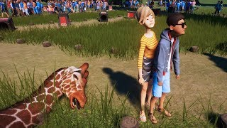 Download I Built an Unethical Zoo Where Nobody Is Safe - Planet Zoo Video