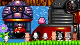 Download What would happen if Kirby inhaled Dr. Eggman? Video