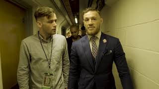Download Conor McGregor's final interview after World Tour ends in London Video