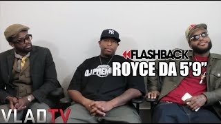 Download Flashback: Royce Da 5'9″ on Tyler the Creator Dissing Eminem - ″He's a Kid″ Video