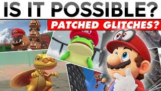 Download WERE GLITCHES PATCHED IN THE MARIO ODYSSEY UPDATE? | Is It STILL Possible? Video