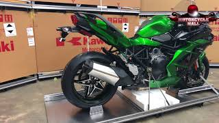 Download 2018 Kawasaki H2 SX | Unboxing Video