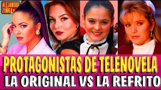 Download PROTAGONISTAS ORIGINALES VS REFRITOS!! Video