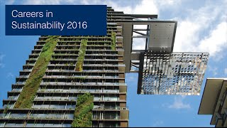 Download Careers in Sustainability 2016 Video