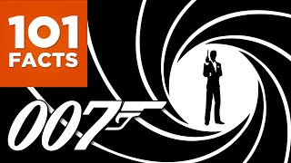 Download 101 Facts About James Bond Video
