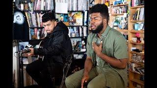 Download Khalid: NPR Music Tiny Desk Concert Video