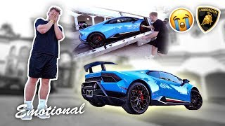 Download BUYING MY $350,000 DREAM CAR *emotional* Video