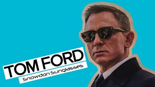 Download Bond Lifestyle: Tom Ford Snowdon FT0237 Sunglasses - Unboxing + Discussion Video