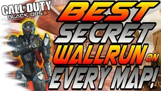 Download The BEST SECRET WALLRUN on EVERY Map! - DLC & Base Maps (Black Ops 3 Spots/Glitches) Video