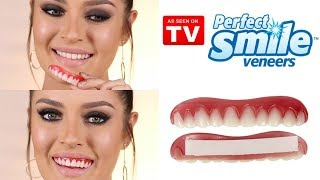 Download Trying On $14 Veneers! Review and Demo - As Seen on TV! Video