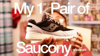 Download SNEAKER REVIEW: DIRTY SNOW II SHADOW 6000 BY SAUCONY Video