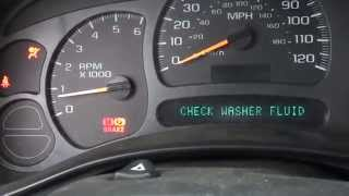 Download 2004 Chevy Silverado service air bag message troubleshoot PART 1 Video