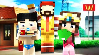 Download Minecraft - WHO'S YOUR MOMMY? - BABY FIRST JOB AT MCDONALDS! Video