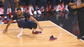 Download Patrick Beverley Steals Anthony Davis' Shoe Then Gets A Technical Foul! Pelicans vs Clippers Video