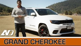 Download Jeep Grand Cherokee SRT - Un muscle car para toda la familia. Video