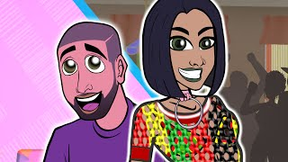 Download Rihanna ft. Drake - Work (CARTOON PARODY) Video